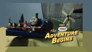 getlinkyoutube.com-Tomy Thomas & Friends The Adventure Begins Full Remake