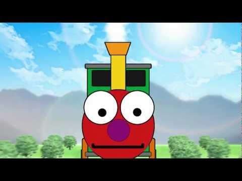 IL TRENINO - Canzoni per bambini e bimbi piccoli - BABY MUSIC SONGS