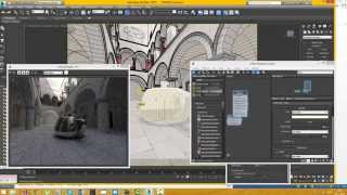 getlinkyoutube.com-GTX Titan in 3Ds max: realtime iray rendering