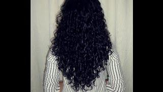 getlinkyoutube.com-Corte em camadas para cabelos cacheados | Leila Chaves