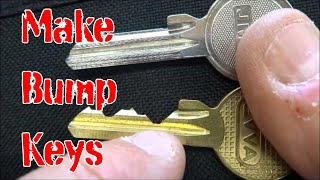 getlinkyoutube.com-(553) Make Bump Keys the RIGHT way!