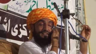 Allama KaleemUllah Khan Multani (Mochiwal) 16-10-2014 Part 2/2