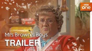 getlinkyoutube.com-Mrs Brown's Boys Christmas Special - Trailer: BBC One