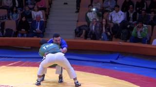 getlinkyoutube.com-Борьба на поясах. Tatar wrestling