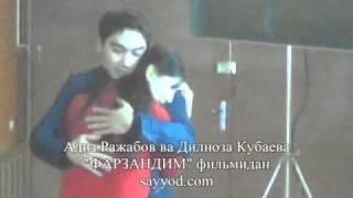 getlinkyoutube.com-Адиз Ражабов ва Дилноза Кубаева - Ачом-ачОМ)))