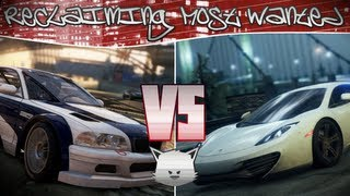 Reclaiming Most Wanted - Episode 5 - McLaren MP4-12C