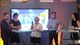 Varumärkesseminarium Västerbotten i Almedalen 2015 - Paneldiskussion
