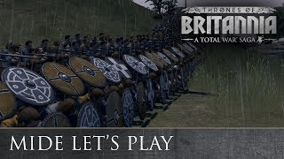 Total War Saga: Thrones of Britannia - Gaelic Játékmenet