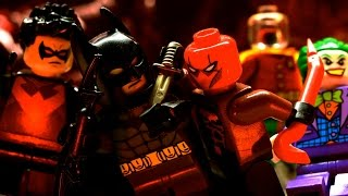 getlinkyoutube.com-Lego Batman - Under the Red Hood