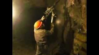 getlinkyoutube.com-бурение в шахте