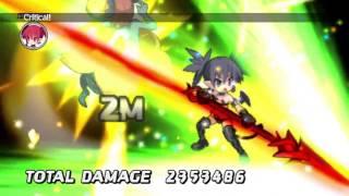 getlinkyoutube.com-Disgaea D2: A Brighter Darkness ~Weapon Skills Exhibition~