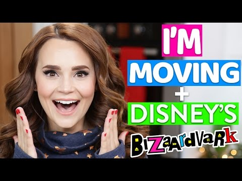 I'M MOVING!! & DISNEY'S BIZAARDVARK