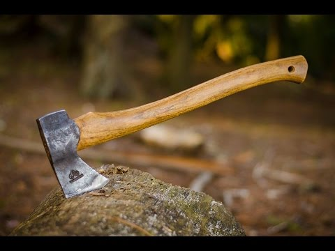 HD Bushcraft Video - Wild edibles, Leather Care, Natural Tinder, Pot Hook