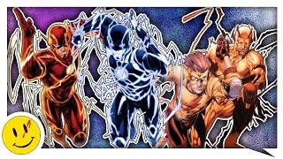 getlinkyoutube.com-50 оттенков спидстеров в DC. ✔ (DC Comics)