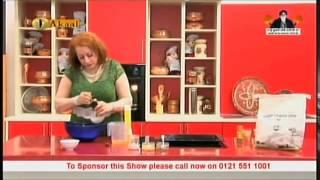 getlinkyoutube.com-Dr Manjit Kaur - Vegetarian Pancakes - Super Brain Food Cookies