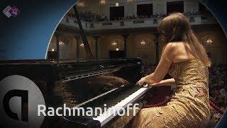 getlinkyoutube.com-Rachmaninoff: Piano Concerto no.2 op.18 - Anna Fedorova - Complete Live Concert - HD