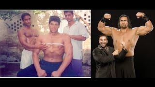 getlinkyoutube.com-WWE SUPERSTARS TRANSFORMATIONS ft Dwayne Johnson,John Cena ,Brock Lesnar, Khali Motivation -2016