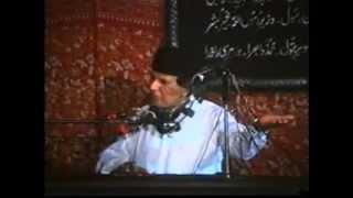 getlinkyoutube.com-Allama Abdul Hakeem Turabi Majlis Topic...Maqam-e-Resalat (SAWW)