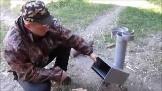 getlinkyoutube.com-ракетная печь сделай сам