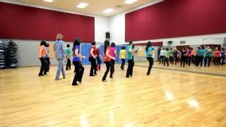 getlinkyoutube.com-The Bite - Line Dance (Dance & Teach in English & 中文)