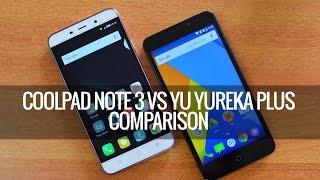 getlinkyoutube.com-Coolpad Note 3 vs Yu Yureka Plus  Detailed Comparison