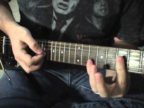 Guitar Lessons Finger Exercises And Lead Scales With Scott Grove