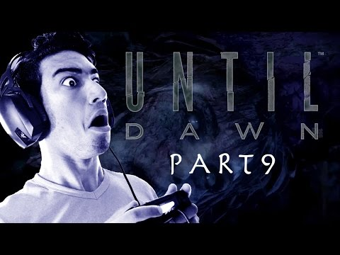 THIS IS SO FUCKED UP!!! | Until Dawn PART 9