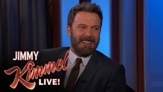 getlinkyoutube.com-Ben Affleck on New Justice League Movie