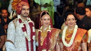 getlinkyoutube.com-Esha Deol's Wedding Ceremony