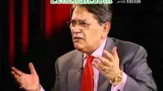 getlinkyoutube.com-Alireza Nourizadeh on hot chair of BBC Persian TV Enayate Fani