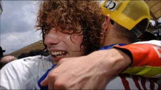 Valentino Rossi and Marco Simoncelli Movie - Brothers