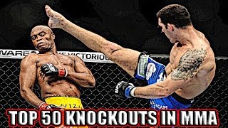 getlinkyoutube.com-TOP 50 PAINFUL KNOCKOUTS IN MMA ! ULTIMATE UFC KNOCKOUTS! САМЫЕ ЖЕСТОКИЕ НОКАУТЫ
