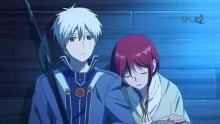 getlinkyoutube.com-[AMV] Akagami no Shirayukihime [赤髪の白雪姫] - Yume to Hazakura [夢と葉桜]