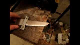 getlinkyoutube.com-видео №1 выведение прямых спусков.Видео для тех кому надоели китайские фуфельные ножи