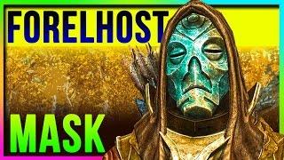 getlinkyoutube.com-Skyrim Forelhost Walkthrough Secrets (All Dragon Priest Mask Locations Rahgot & Call Call Storm #6)