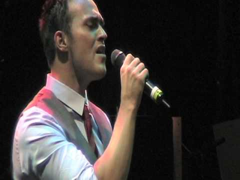 Cheyenne Jackson sings A Change Is Gonna Come