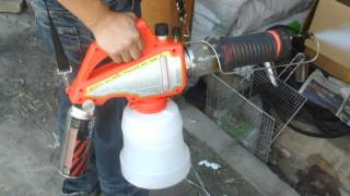 getlinkyoutube.com-Fogging Machine - KB100