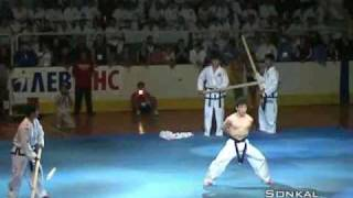 getlinkyoutube.com-Korean Taekwondo Video
