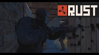 getlinkyoutube.com-Rust: Raiding the Raiders (Raid-Cam)