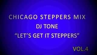 getlinkyoutube.com-Chicago Steppers Mix Vol 4