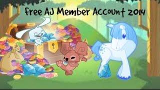 getlinkyoutube.com-Animal Jam FREE MEMBER account 2015