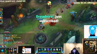 getlinkyoutube.com-Meteos, Sneaky, Hai, and Voyboy on one team make for a Hilarious game