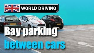 getlinkyoutube.com-How to do bay parking between cars