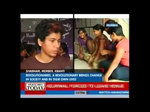 IGNITION:Kranti's Pop-Up School in Mumbai's Red-light Areas