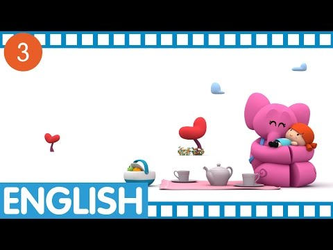 Pocoyo in English 16/03/12