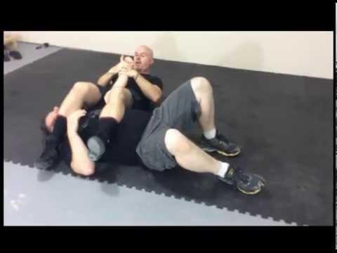 Virtual Class: How to do a martial art takedown under strikes