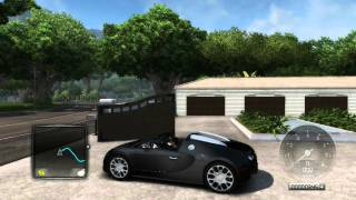 getlinkyoutube.com-Test Drive Unlimited 2 - Most expensive Houses and Cars (Short video)