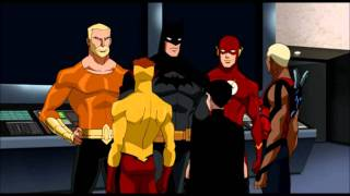 getlinkyoutube.com-Barry Allen (Adult Flash) - Young Justice