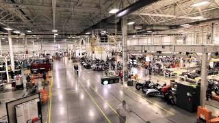 getlinkyoutube.com-Harley-Davidson York Manufacturing Factory