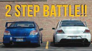 getlinkyoutube.com-Oc Awd Meet 2015 Sound Battle | GTR, STI, EVO,S4,